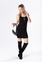 Obcisla sukienka na ramiaczka Dragan Fashion M81122 - CN06 - 1 - M/L