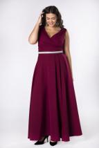 Sukienka na studniówke plus size Dragan Fashion M81436 - CN04 - 1 - 42